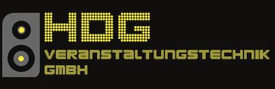 Logo HDG Veranstaltungstechnik
